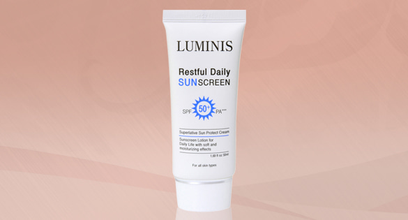 LUMINIS RESTFUL DAILY SUNSCREEN
